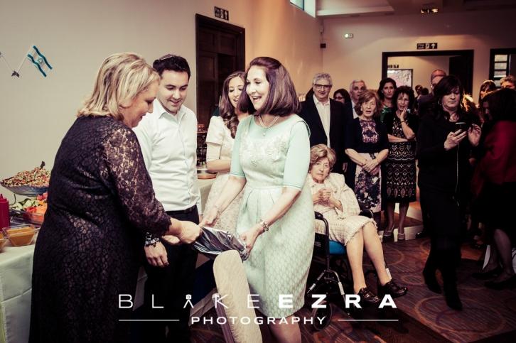 23.04.2015 Engagement Party of Brendon and Sarah, held at Raleigh Close Synagogue, Hendon.  © Blake Ezra Photography 2015