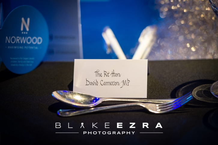 17.11.2014 (C) Blake Ezra Photography 2014.  Images from the Norwood Annual Dinner held at Grosvenor House Hotel, London.  www.blakeezraphotography.com Not for third party or commercial use.