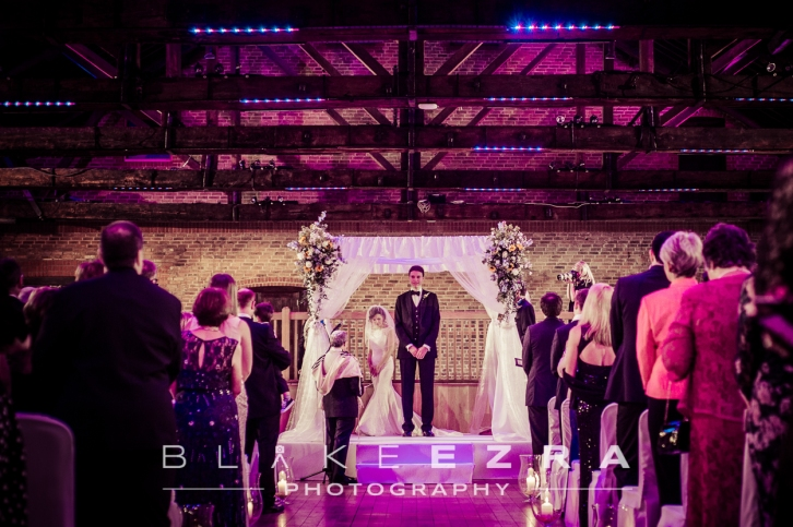 24.05.2015 (C) Blake Ezra Photography Ltd.  Preview images from the wedding of Juliette and Nicholas at The Brewery, Chiswell Street, London.  www.blakeezraphotography.com