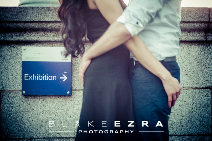25.06.2015 Tulsi and Sagar Engagement Shoot in central London.  www.blakeezraphotography.com