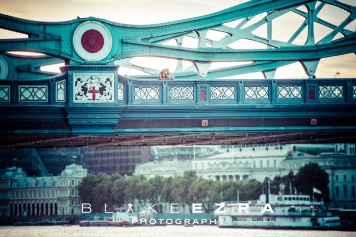 25.06.2015 Tulsi and Sagar Engagement Shoot in central London.  www.blakeezraphotography.com