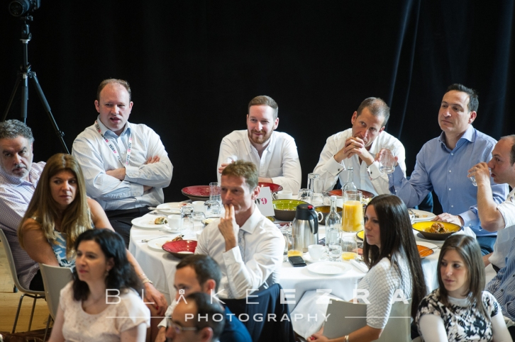 01.07.2015 Business Breakfast at JW3 with Sir Martin Sorrell.  (C) Blake Ezra Photography Ltd.  www.blakeezraphotography.com