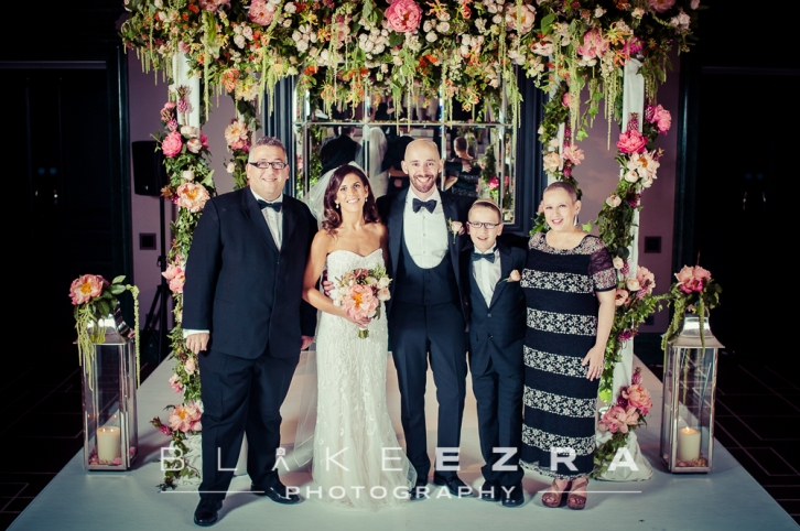 Lauren and George's Wedding at The Rosewood Hotel