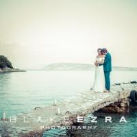 Love on the Beach: Sheera and Tom in Corfu
