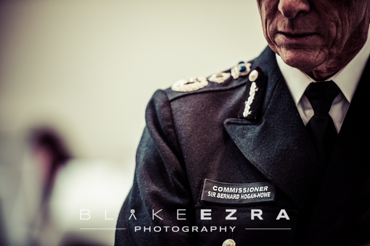 Sir Bernard Hogan-Howe, Metropolitan Police Commissioner.