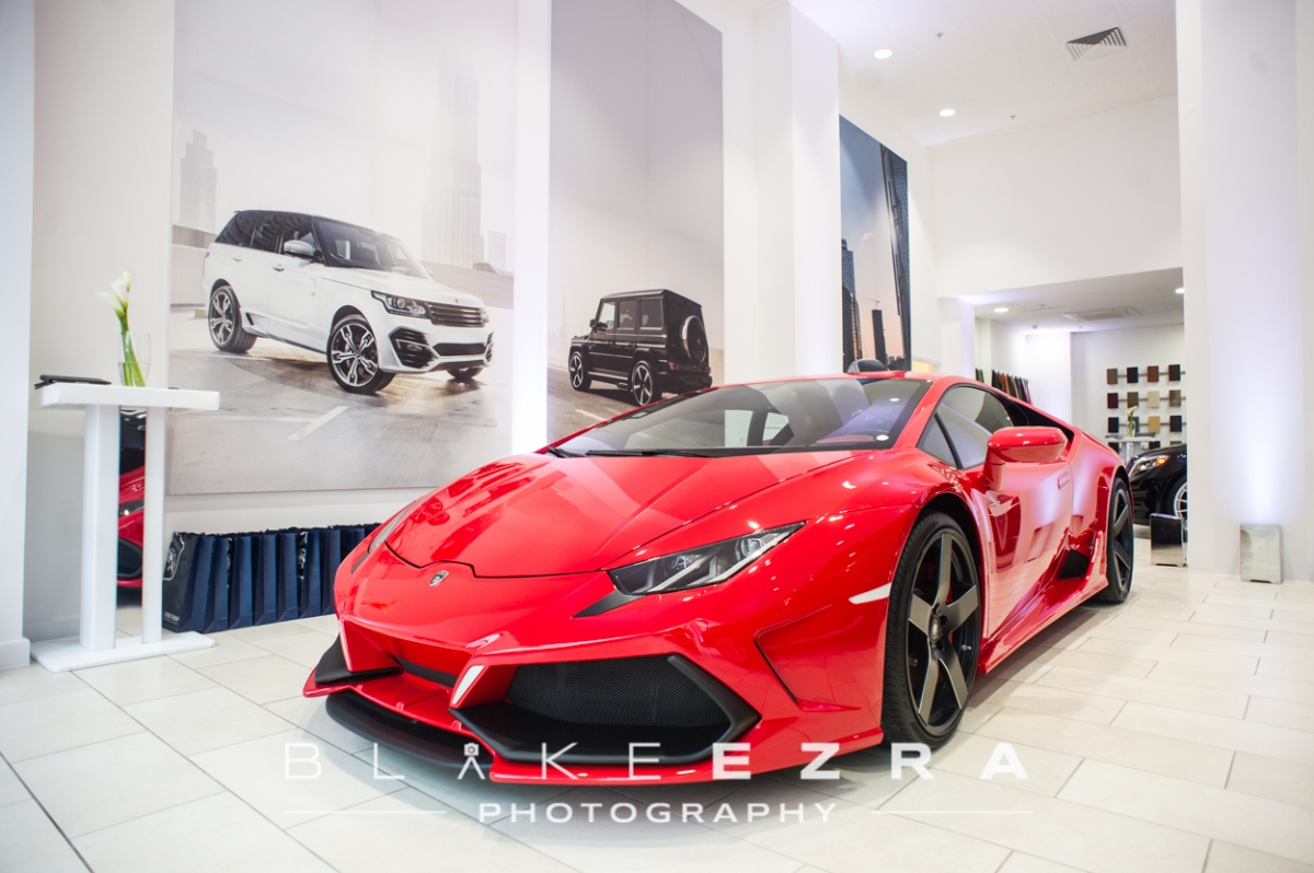 Luxury Supercars: ARES of Mayfair