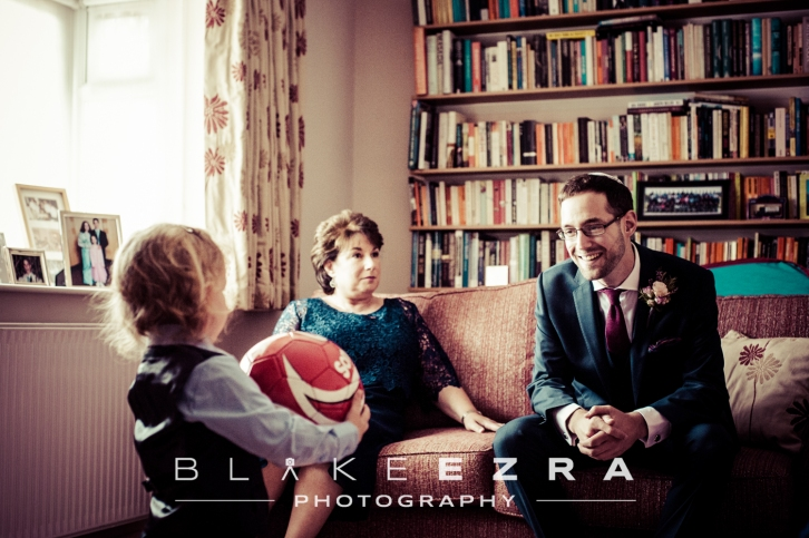 03.09.2015 The Wedding of Miriam and David, in London. (C) Blake Ezra Photography 2015.