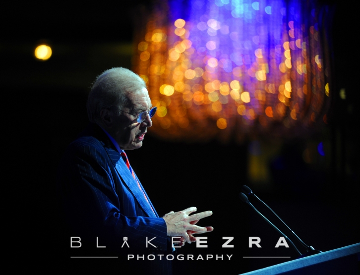 25.06.2012 - © Blake-Ezra Photography Ltd..Jewish Care Campaign Dinner 2012, held in The Great Room of The Grosvenor House Hotel on Park Lane, London. Featuring entertainment from Sir David Frost and Gary Barlow. .Mandatory Credit: Blake Ezra Photography / www.blakeezraphotography.com .Not for commercial or 3rd party use. Strictly no forwarding.