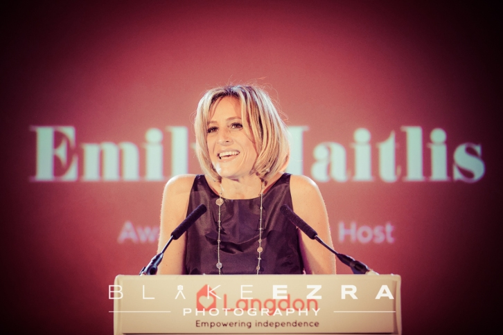 25.01.2015 © BLAKE EZRA PHOTOGRAPHY LTD Images from the Langdon charity dinner at the Millennium Hotel LTD 2015 Not for forwarding of third commercial us.