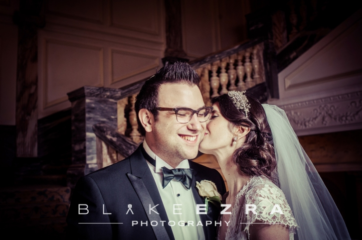 15.02.2015 © BLAKE EZRA PHOTOGRAPHY LTD Images from Elizabeth and Michael's Wedding at the Landmark Hotel. Not for forwarding of third party commercial use.