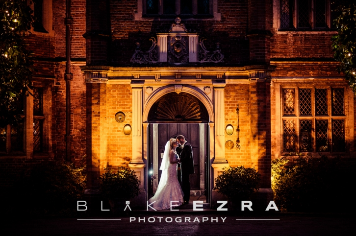 25.01.2015 (C) Blake Ezra Photography 2015. Wedding of Hannah and Elliott at Great Fosters in Surrey. www.blakeezraphotography.com Not for third party or commercial use.