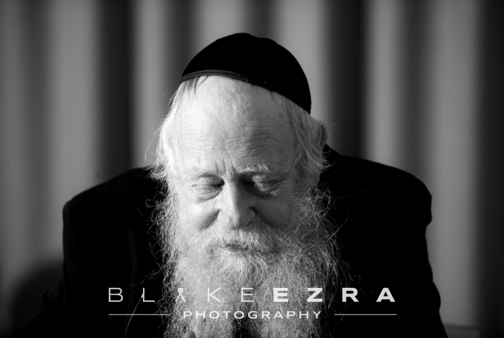 08.12.2013 © Blake Ezra Photography Ltd 2013. Rabbi Adin Steinsaltz speaking at JW3. Mandatory Credit: BLAKE EZRA PHOTOGRAPHY. www.blakeezraphotography.com