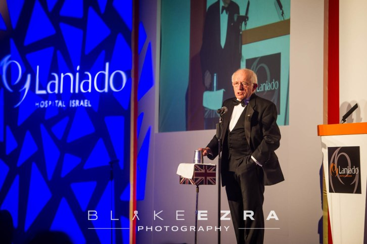 14.11.2015 Images from Laniado Hospital Dinner 2015 in London. © Blake Ezra Photography 2015 www.blakeezraphotography.com
