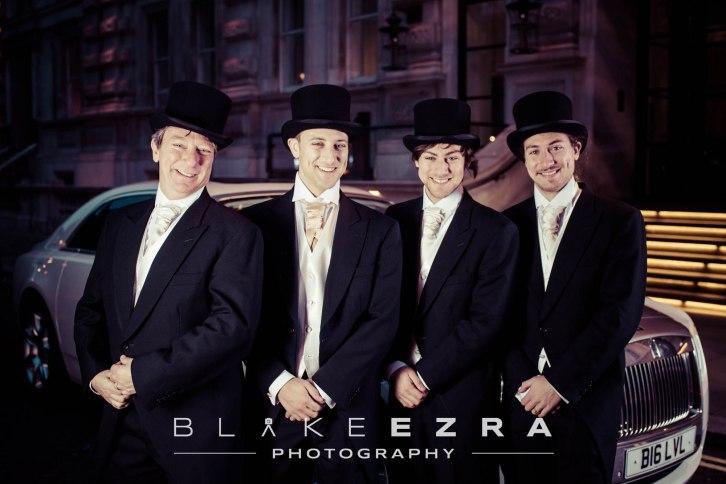 27.12.2015 Images from Katie and Joel's wedding at Corinthia Hotel London. (C) Blake Ezra Photography Ltd. 2015