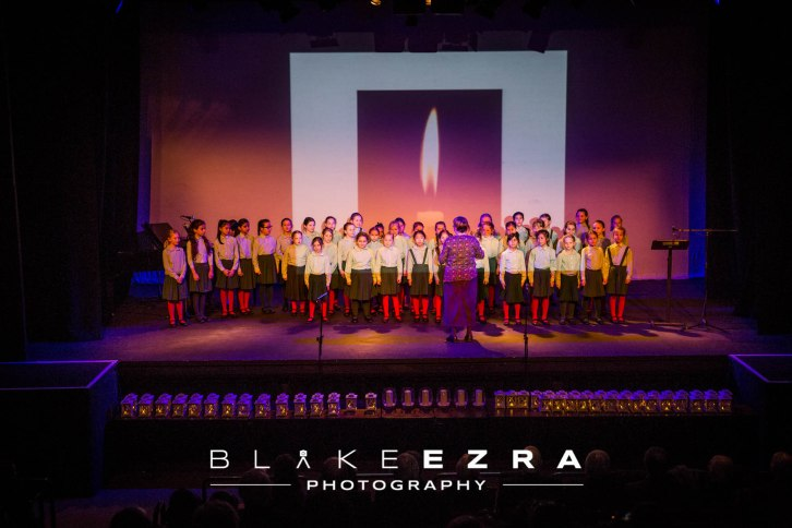 27.01.2016 Images from the Holocaust Memorial Parade (C) Blake Ezra Photography Ltd. 2016