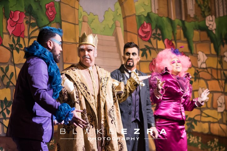20.01.2016 Images from the PWC Pantomime 2016. (C) Blake Ezra Photography 2016.
