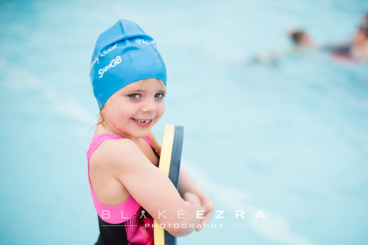 Fun In The Pool: Dolphin Swim School | Blake Ezra Photography