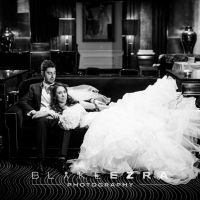 What A Day: Leanne and Marc at The Savoy
