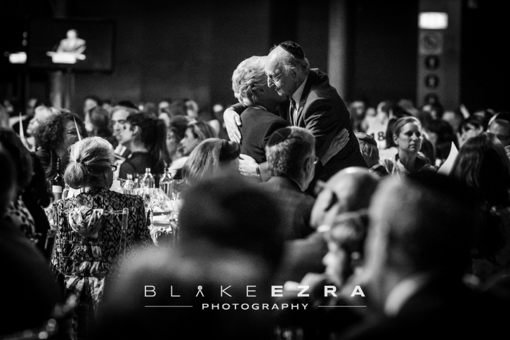 09.05.2016 Images from Aish Dinner at the Roundhouse (C) Blake Ezra Photography Ltd. 2016