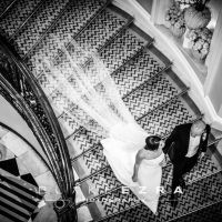 Love at Claridges: Katie and Leon