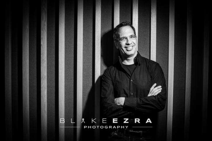 15.05.2016 Yotam Ottolenghi in conversation with Tim Samuels at JW3. (C) Blake Ezra Photography 2016