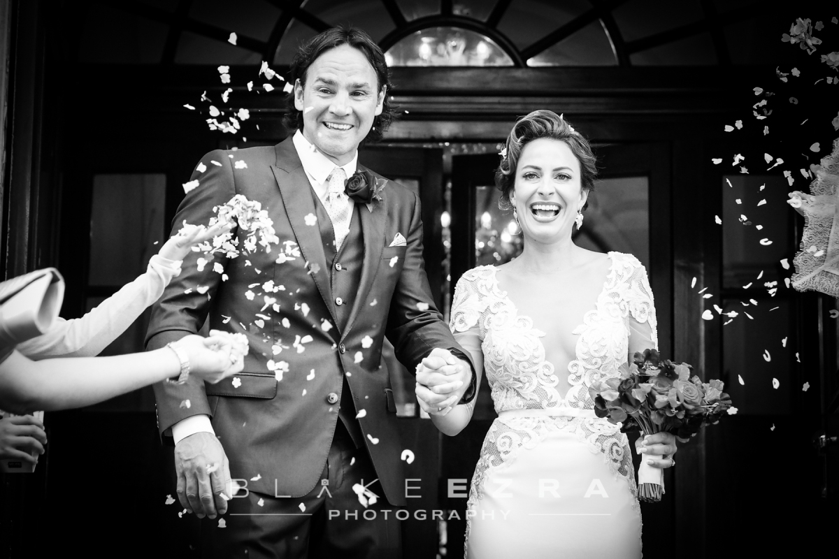 Married in Chelsea: Belinda and Mark's Beautiful Day