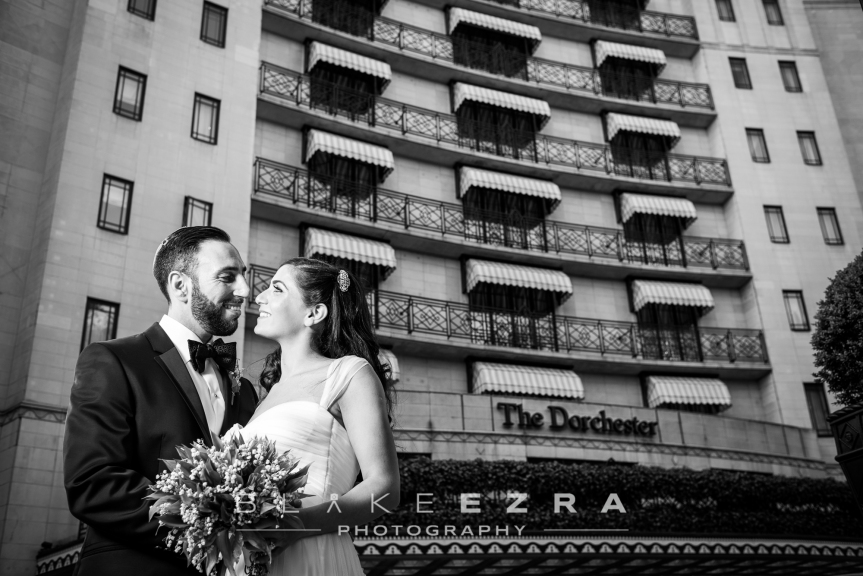 03.07.2016  Jess and Dan at The Dorchester. (C) Blake Ezra Photography 2016.