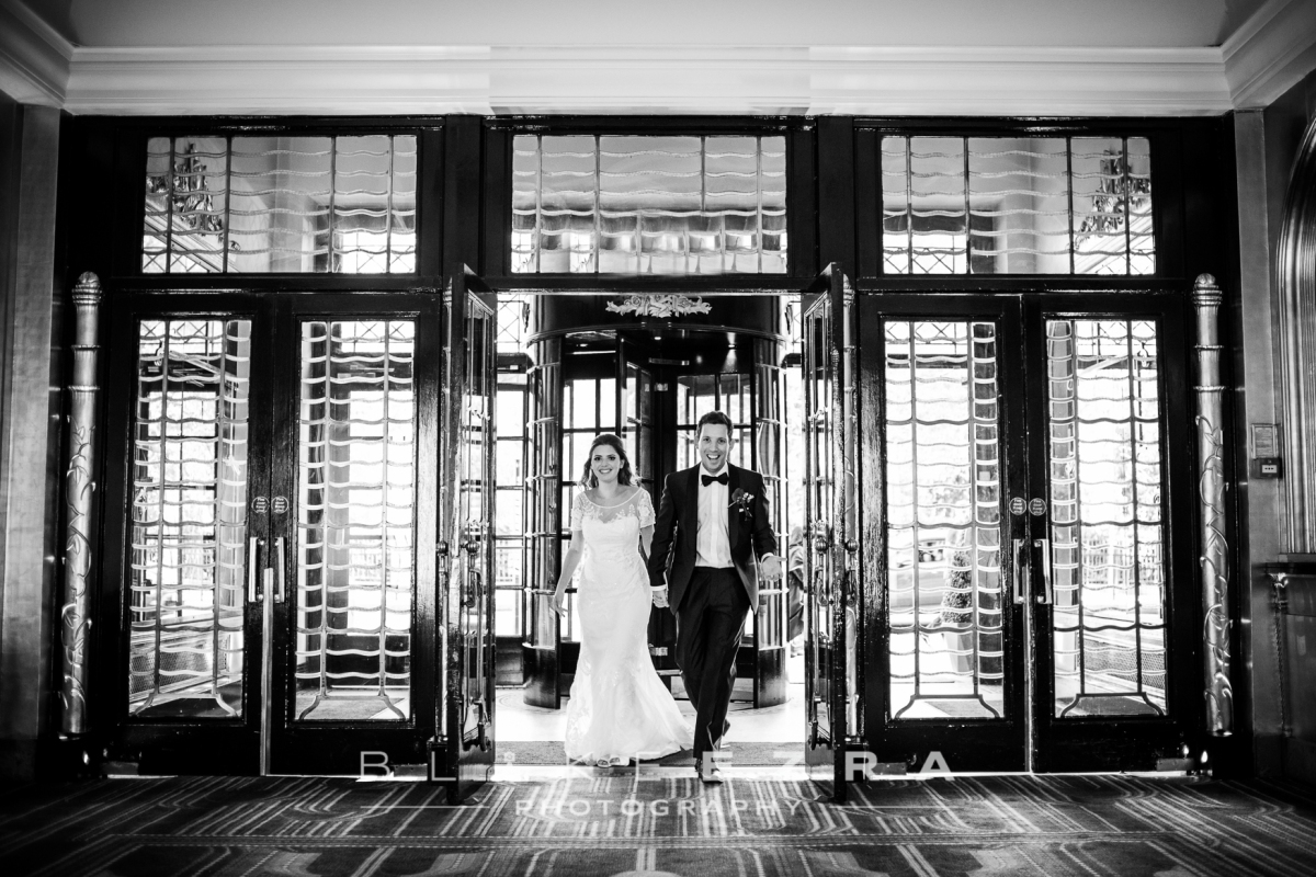 Summer Love: Francesca and Rob's Park Lane Wedding