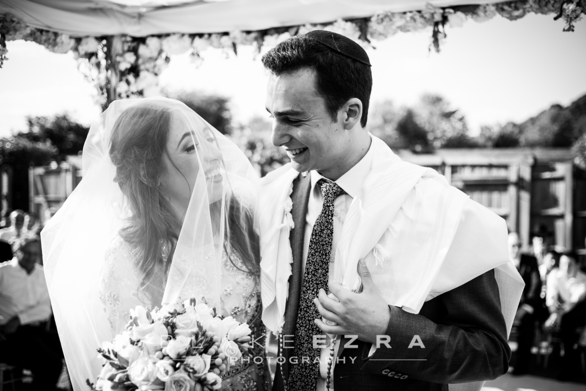 Sheer Joy: Rivka and Jack's Incredible Wedding