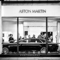 Soirée on Park Lane: Privée at Aston Martin
