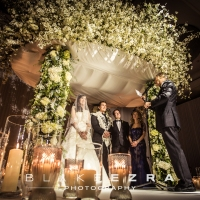 A Day Like No Other: Ariella and Josh's Electric Wedding
