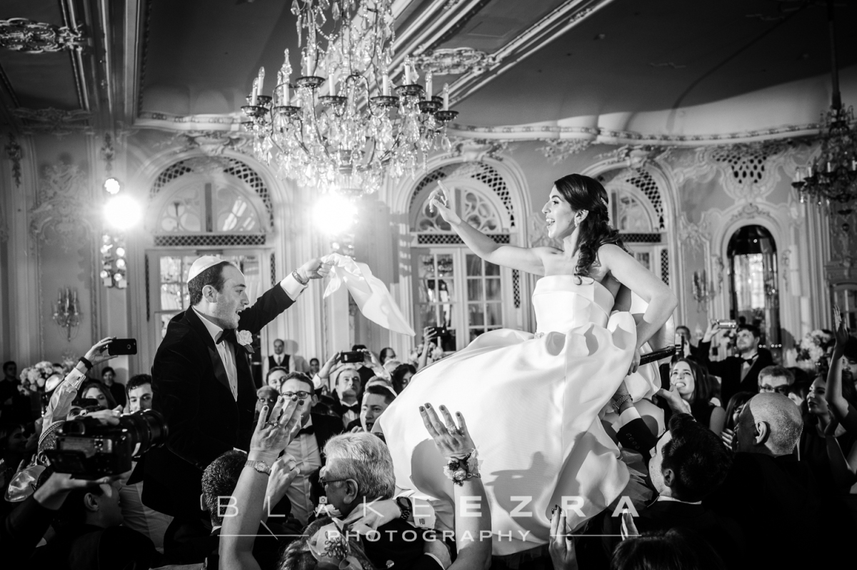 A Magical Day: Jennie and Gideon at The Savoy