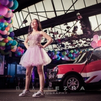 High Octane: Jessy's Bat Mitzvah at Hexagon Classics
