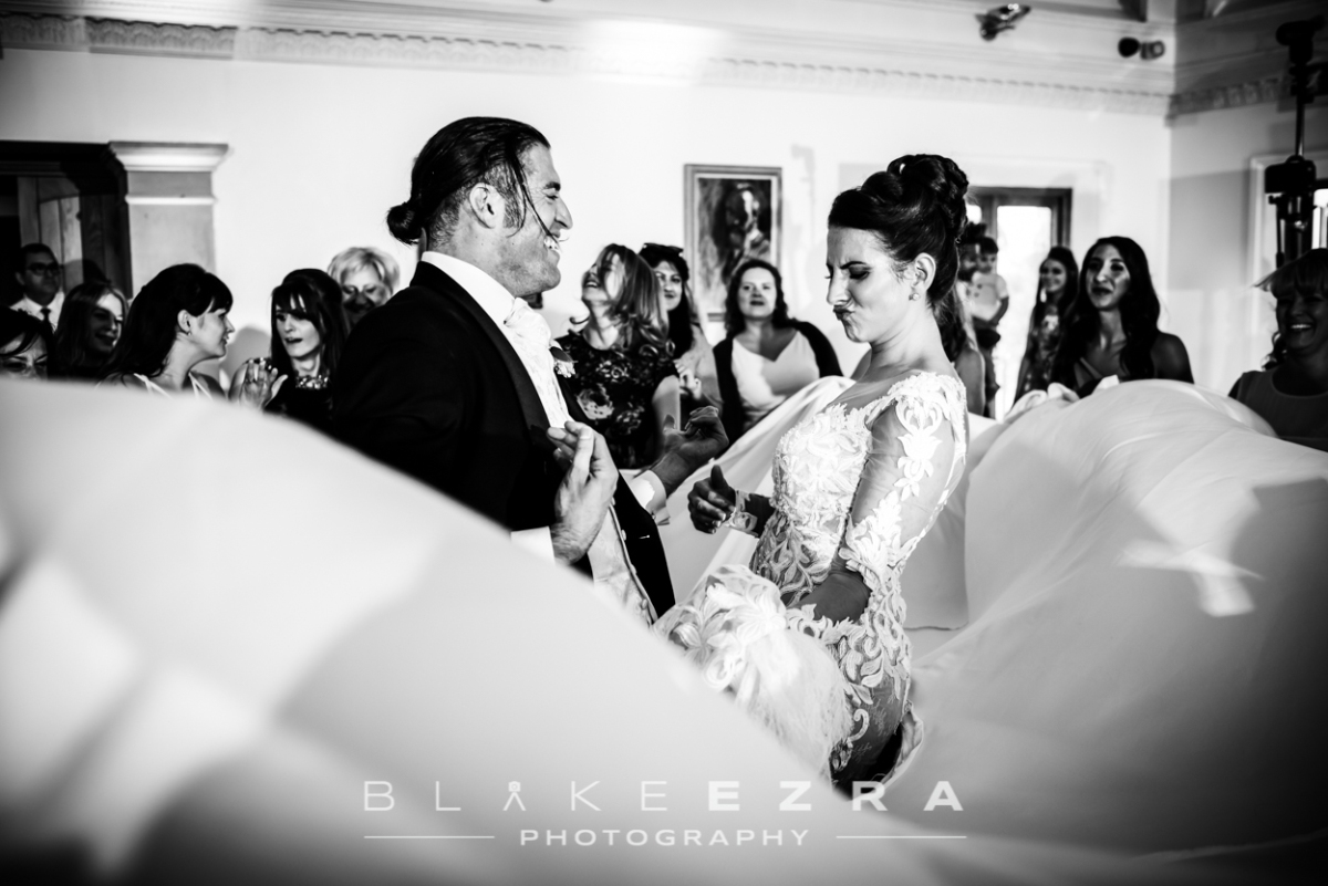 Love and Laughter: Francesca and Ziek at Stock Brook Manor
