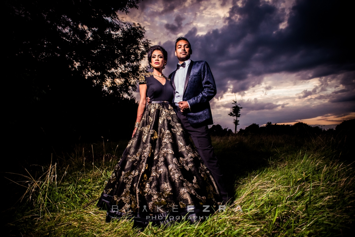 Mandap to the Dancefloor: Pooja and Shai's Electrifying Indian Wedding
