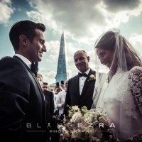 Tori and Oliver: A Landmark Wedding at Old Billingsgate