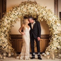 Luxury at The Lanesborough: Georgina and Darren