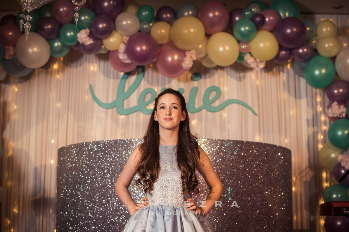 Unicorns and Candy: Lexie's Mayfair Bat Mitzvah