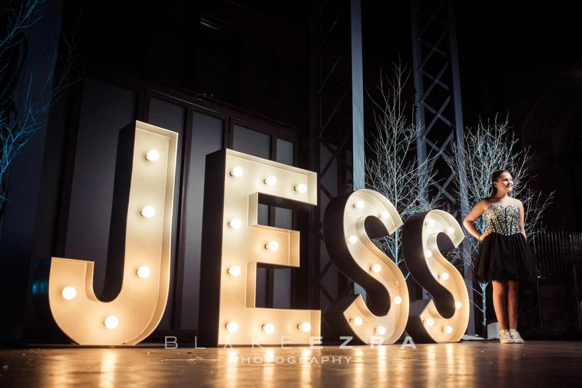 Let It Snow: Jessica's Bat Mitzvah at St. Pancras Renaissance