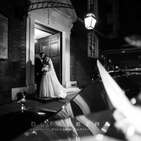 In The City: Leonie and Daniel's London Wedding