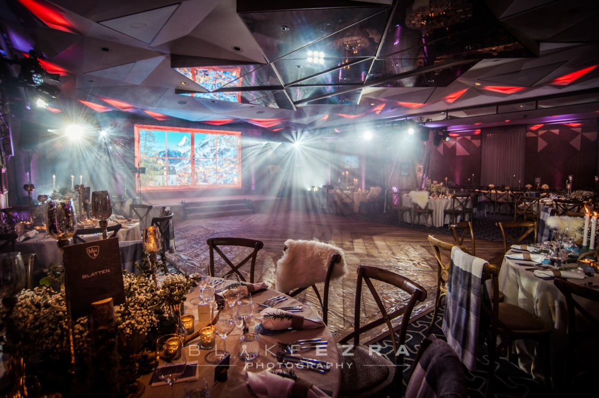 Party on the Slopes: Max's Ski Chalet Bar Mitzvah