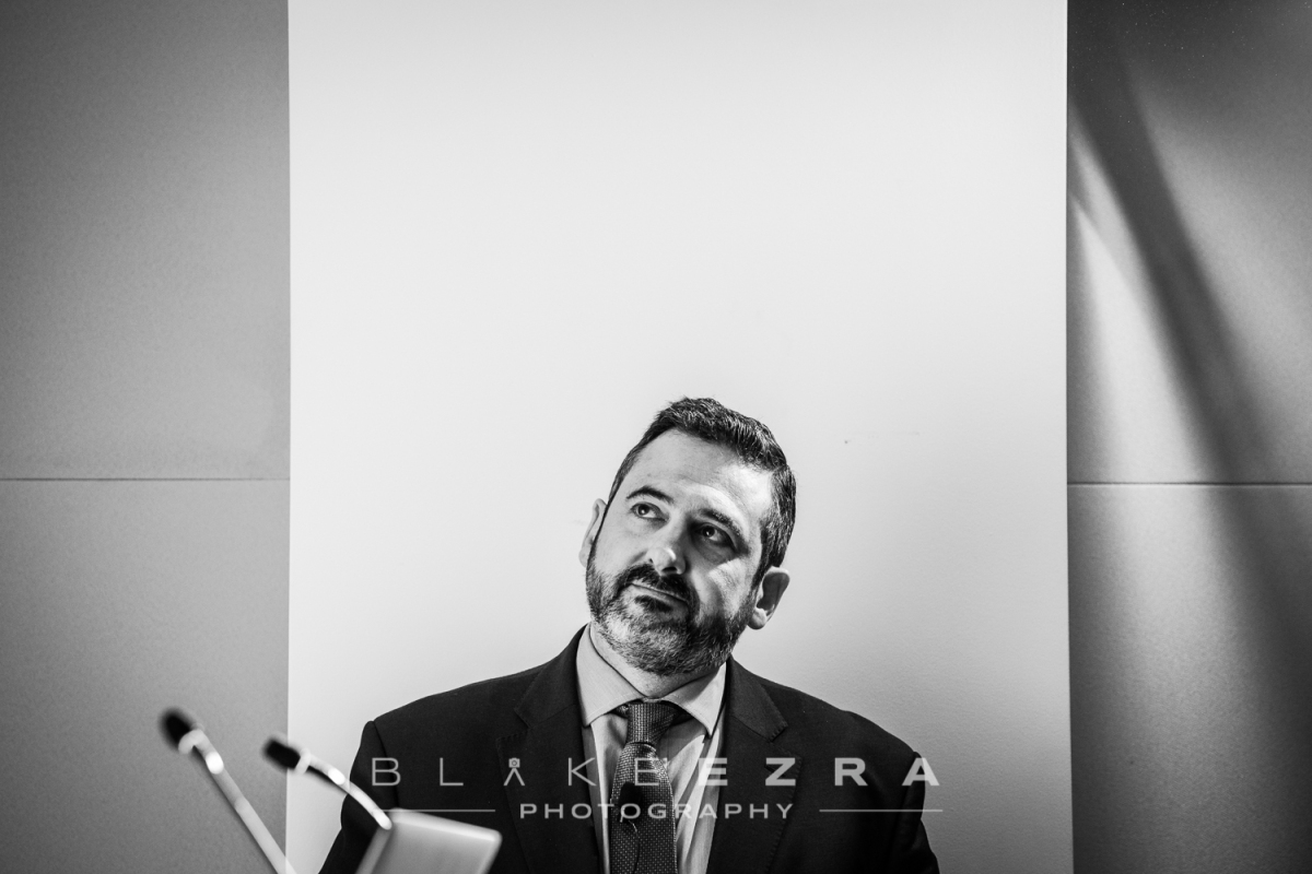 A morning with Alex Cruz, CEO of British Airways