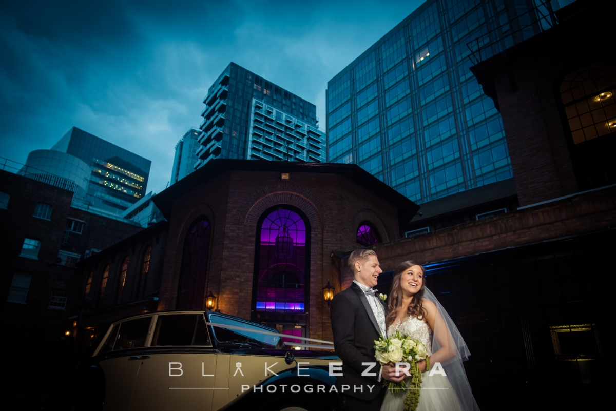 Sparkle at The Brewery: Emma and Daniel's Incredible Day