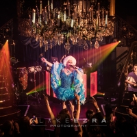 Isaac's Fabulous Bar Mitzvah: Fun and Frolics at Cafe de Paris