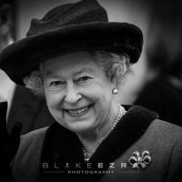 BE-hind the Shot: Her Majesty The Queen