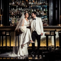 When LA came to The Savoy: Melissa and Jake's Epic Wedding
